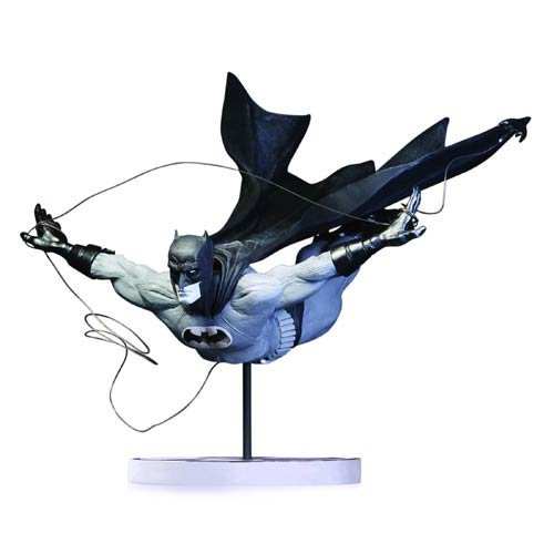 Batman Black and White Dick Grayson 2nd Edition by Jock Statue