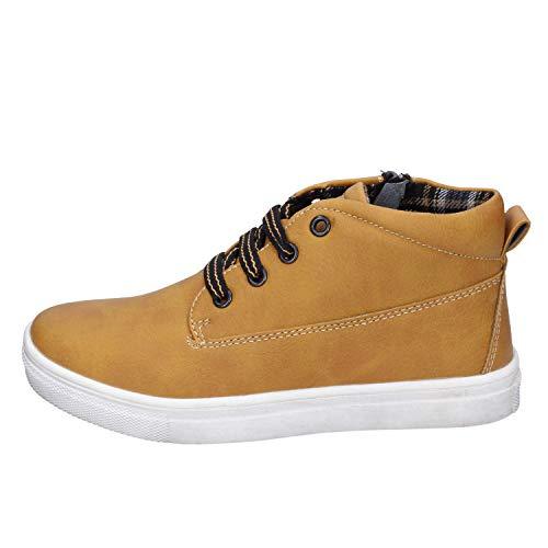 DIDI BLU Fashion-Sneakers Baby-Boys Yellow 1 US