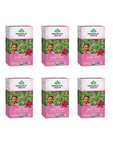 Organic India Sweet Rose