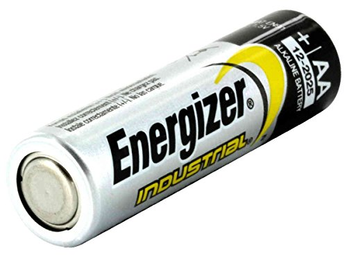 Energizer EN91 AA Industrial Alkaline 144 Batteries by -