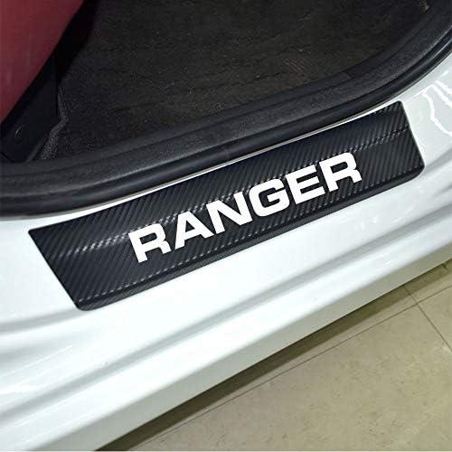 Carbon Fiber Car Side Door Edge Protection Guard Trim Sticker Fit For Porsche