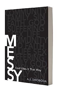 Messy by [Swoboda, A.J.]