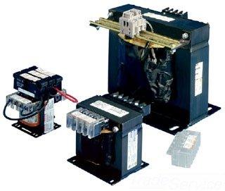 Isolation Transformer, Single Phase, 250 VA, 1 x 240V, 1 x 480V, 120V by Square D