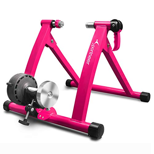 Sportneer Stainness Steel Bicycle Exercise Stand