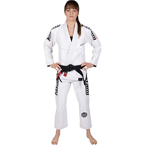 Tatami Fightwear Ladies Estilo 6.0 Premium BJJ Gi - White/Black