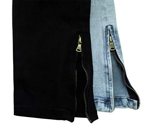 Hombres Tamaños Design Hombres Vaqueros Torn De De Los Pitillo Moda 5020 Chel De Broche Blau RT Pantalones E Ropa Cómodos Jeans Estiramiento R Hombres Los T0F0wqA