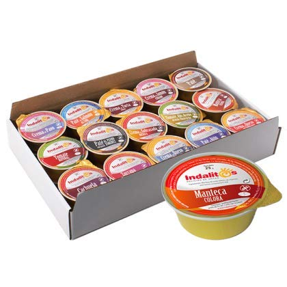 Indalitos – Botercrème Colorá – dienblad 18 dosis, 25 g