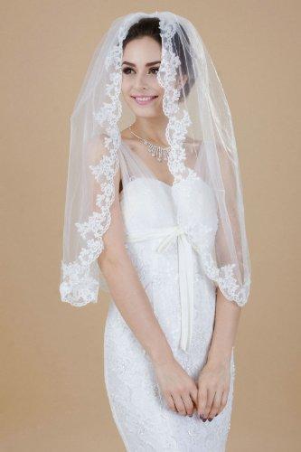 Nero Womens Length Wedding Bridal product image