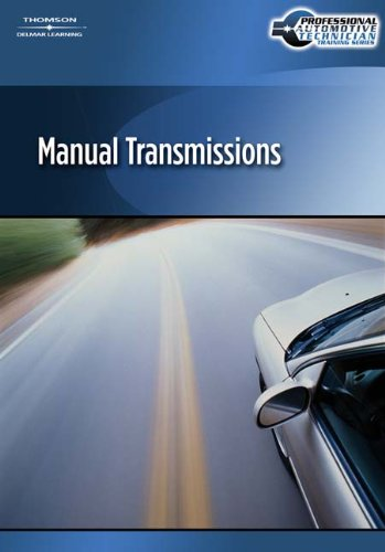 Professional Automotive Technician Training Series: Manual Transmission Computer Based Training (CBT)
