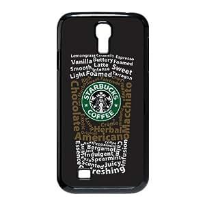 Samsung Galaxy S4 9500 Cell Phone Case Black Starbucks 4 WK5255259