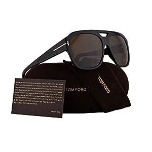 e7d7d82294d Tom Ford FT0630 Bachardy-02 Sunglasses Shiny Black w Roviex Lens 61mm 01J  TF630 TF 630 FT630 FT 630