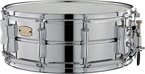 (Yamaha Stage Custom Steel Snare Drum (SSS-1455))