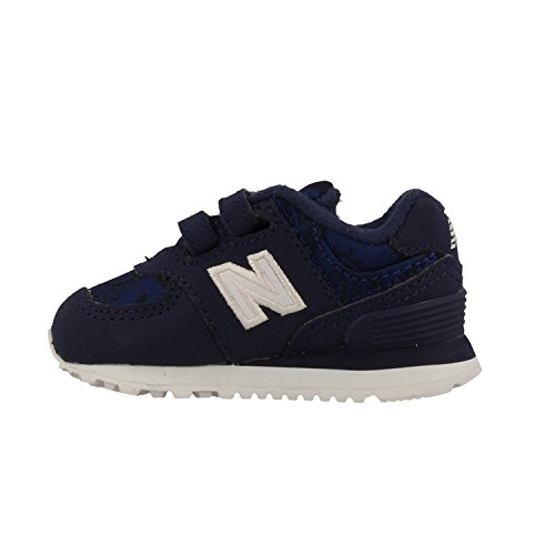 Baskets Velcro New Balance Nourrisson Blue Pe Iv574 a5wqwZz