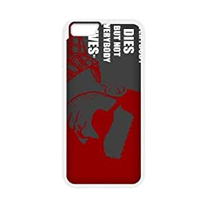 DRAKE GOLPEADOR funda iPhone 6s 4,7 pufunda LGadas funda del teléfono celular de cubierta blanca, funda iPhone 6s 4.7 casos pufunda LGadas Funda blanco