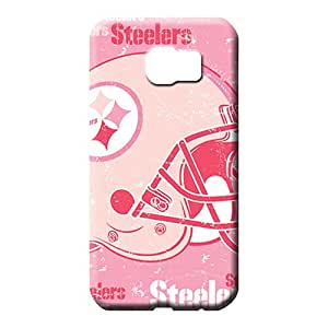 samsung galaxy s6 phone carrying covers Skin Proof fashion pittsburgh steelers nfl football