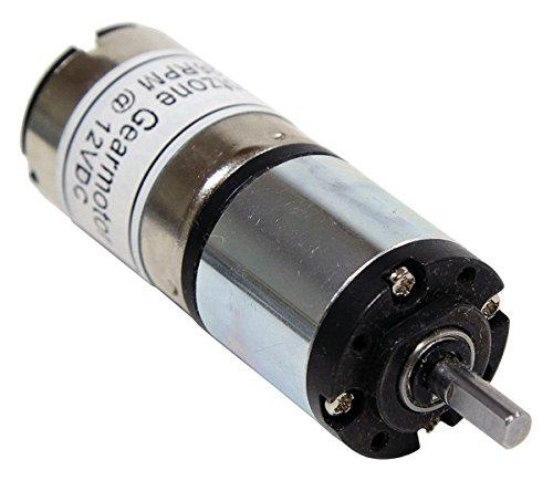 350 RPM Precision Planetary Gearmotor
