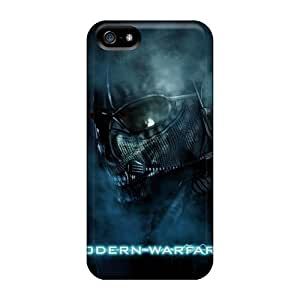 First-class Case Cover For Iphone 5/5s Dual Protection Cover Modern Warfare2
