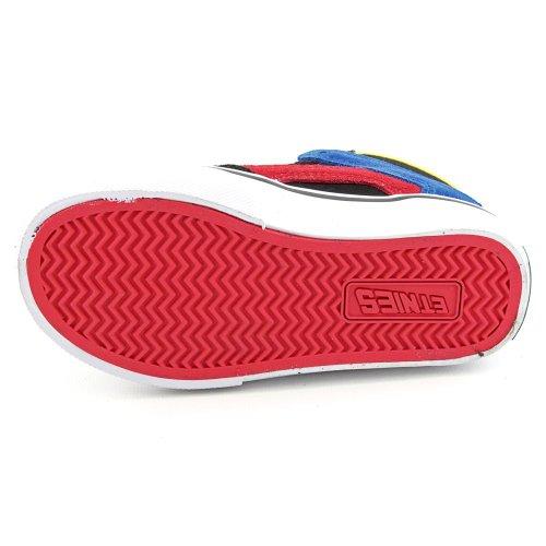 Etnies Shoes - Etnies Kids RVM Vulc Shoes - Bla...