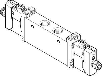 Festo 574231 Model VUVG-L14-P53C-T-G18-1R8L Solenoid Valve