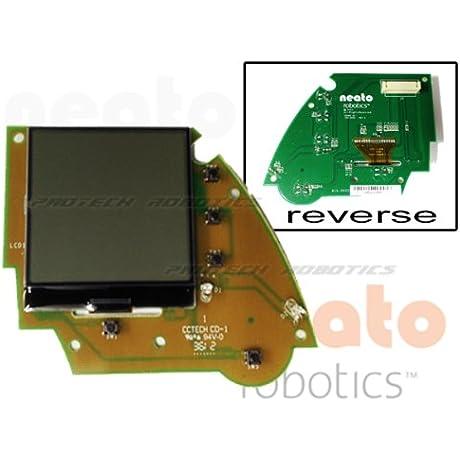 Neato Robotics LCD Control Panel Display Replacement XV REV4 Models
