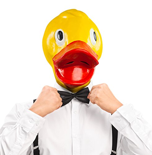 BigMouth Inc Rubber Duckie Mask -