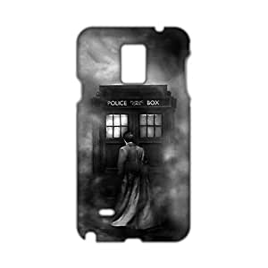 HNMD Doctor Who 3D Phone Case for Samsung Note 4