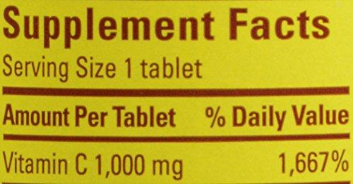 031604014896 - Nature Made Vitamin C, 1000 mg, 100 Tablets. carousel main 1