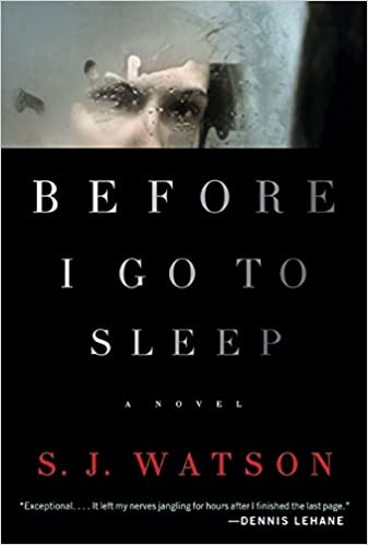 before i go to sleep plot ebook