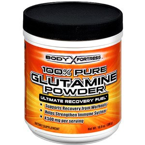 Corps Forteresse poudre 100% pur glutamine, 300 grammes