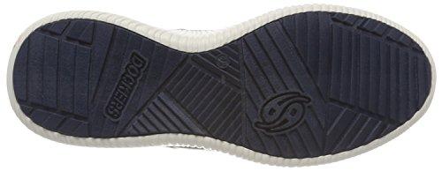 Dockers by Gerli 42li001-600200, Sneakers Basses Homme Gris (Grau 200)