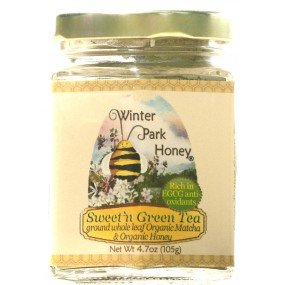 Price comparison product image Sweet-N-Green (Organic Matcha Green Tea and organic honey crystals) 8oz
