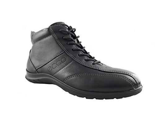 Ecco Chaussures de Ville à Lacets Pour Femme Noir Noir 35 EU Noir