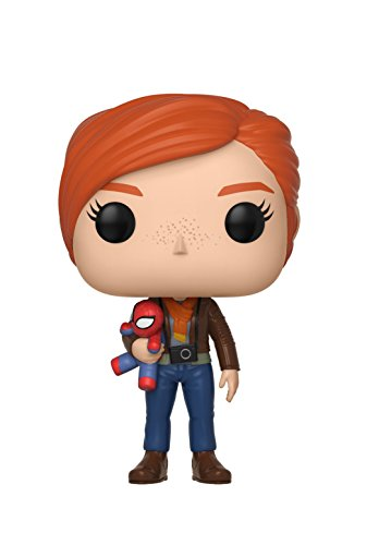 Funko Pop Marvel Games: Spider-Man Video Game - Mary Jane Collectible Figure, ()