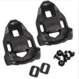 Costelo Road Bike Pedal iClic Cleats Bicycle Pedals Cleats Black Parts Accessories