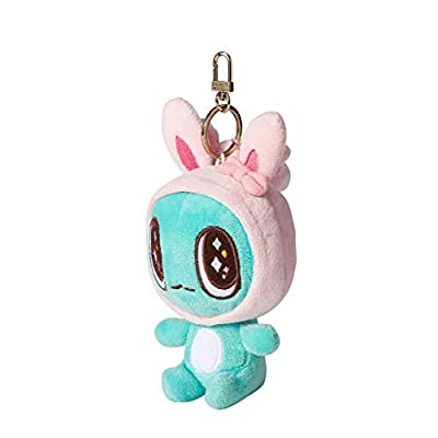 Spoonz Special Edition of Keyring with Puppet Hat - CINDY (Rabbit): Shoes