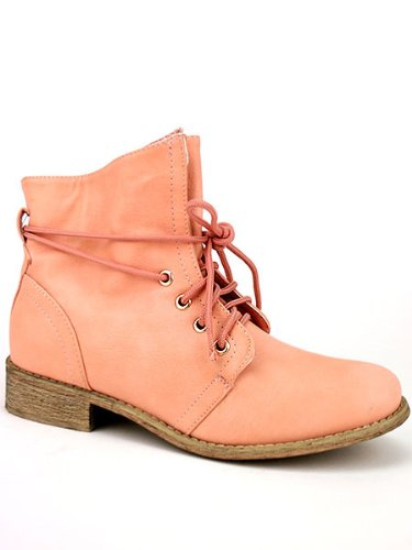 Poudré Rose Romy Taille CendriyonBottine Gavroche Femme Chaussures CQxBrodWe