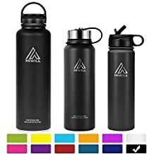 HIWILL Insulated Water Bottle ...