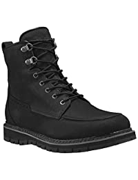 Timberland Men's Britton Hill Moc Toe Fashion Boots