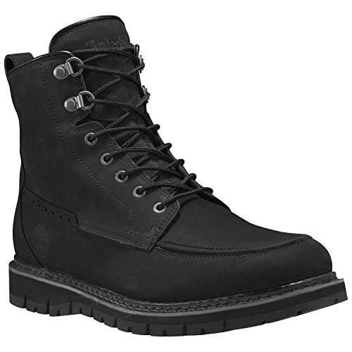 Timber Britton Hill-Boot Black Nubuck
