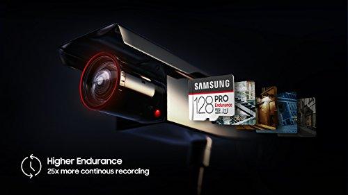 Samsung Pro Endurance 128GB Micro SDXC Card Adapter - 100MB/s U1 (MB-MJ128GA/AM) by Samsung (Image #6)