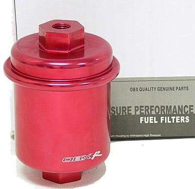 Amazon.com: OBX High Volume Fuel Filter Fit For 97-01 Honda ... on