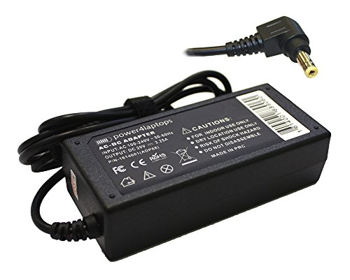 Power4Laptops AC Adapter Laptop Charger Power Supply For IBM Lenovo V470c, IBM Lenovo V570, IBM Lenovo V570c, IBM PA-1650-56LC, Maxdata Eco 4511 (Maxdata Laptop Notebooks)