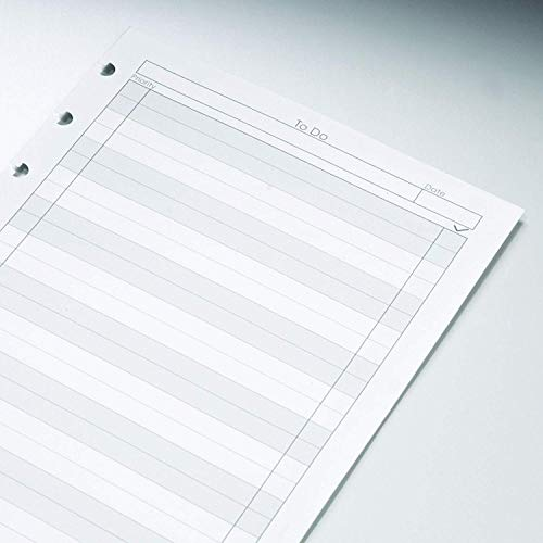 Notebook Filler Paper, Junior-Sized, White, 50 Sheets ()