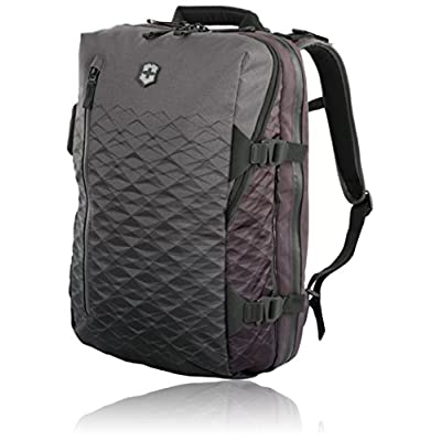 4580a01841e0 Victorinox Vx Touring Laptop 17 Backpack, Anthracite, One Size ...