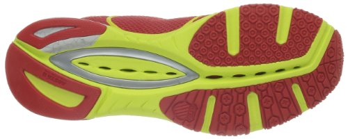 fiery swiss rouge Ruuz Uomo Rosso Sneaker optic black 1 Red Yellow K 5 K z8cZqwddT