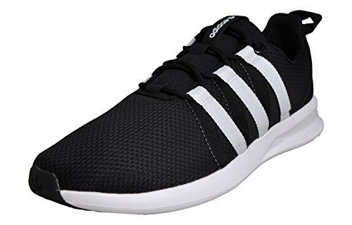 Sintético para Hombre Zapatillas de adidas Negro Negro BqZU4xx
