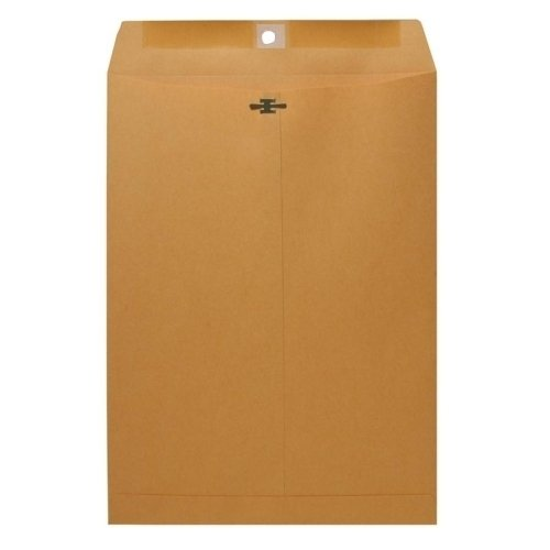 SPR09090 - Sparco 32lb Heavy-duty Kraft Clasp Envelopes