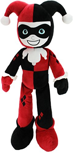 Toy Plush Harley - Animal AdventureDC Comics Justice LeagueHarley Quinn21