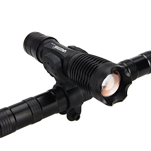 VastFire Bike Light-LED Accessories 18650 Battery ...