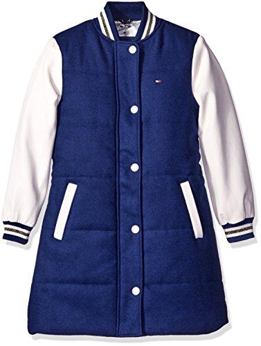 Tommy Hilfiger Girls Baseball Jacket